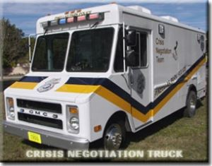 Crisis Negotiation Truck