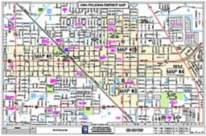 Community Redevelopment Unit Map