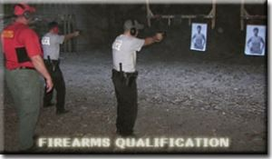 Firearms Qualification Range