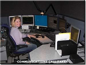 Communications Call Taker