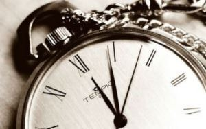 Ticking Time Clock