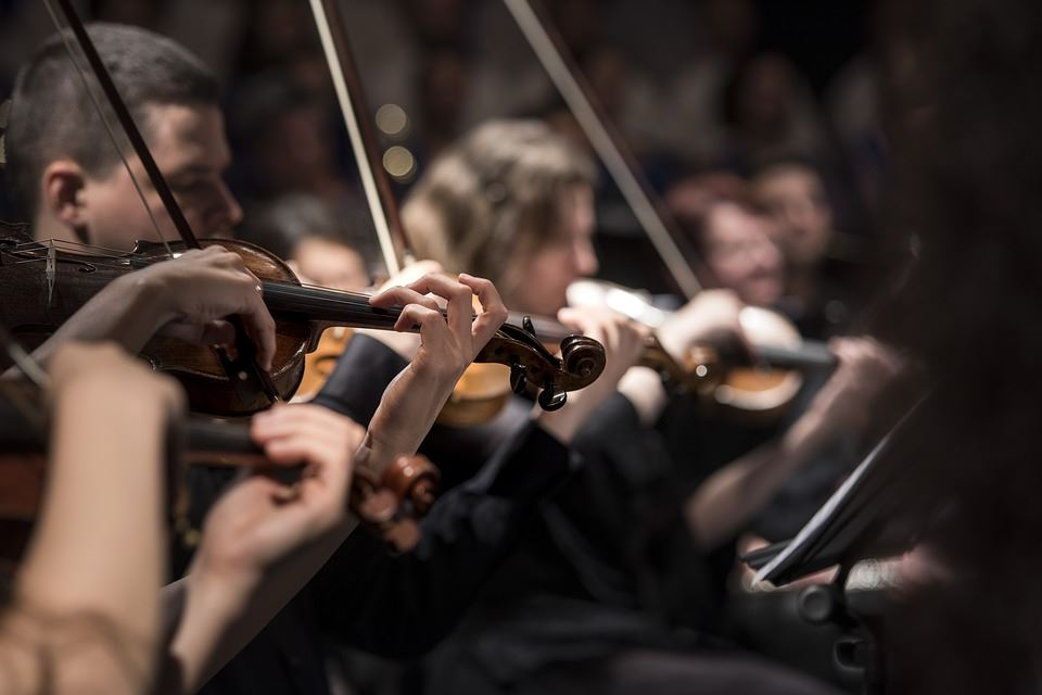 Civic Orchestra Events @ Performing Arts Center