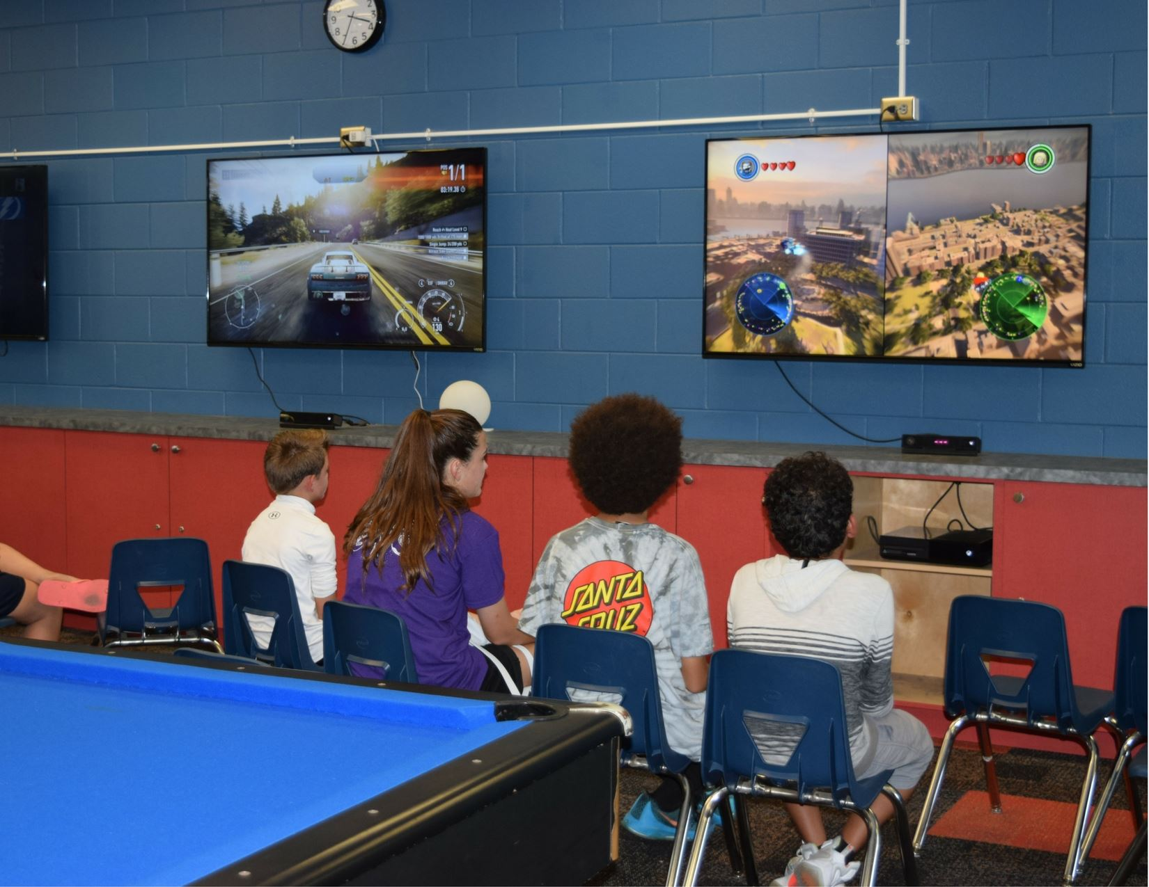Forbes Kids Playing Video Games