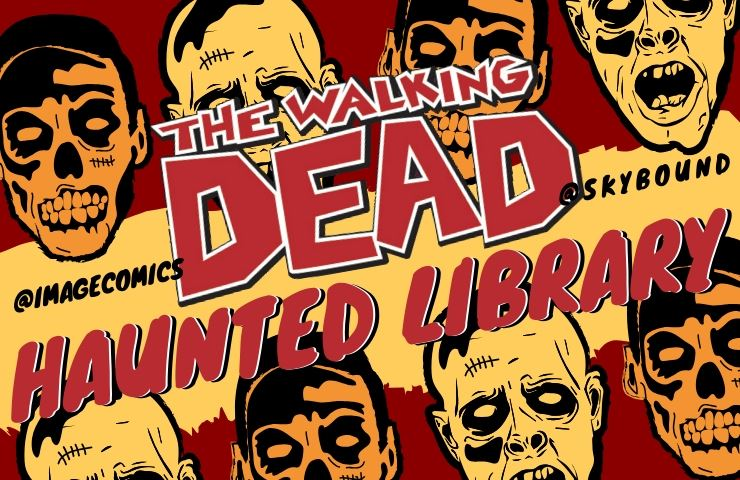 The Walking Dead Haunted Library