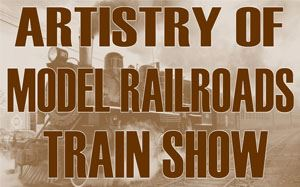 Artistry of Model RR Show_Sale