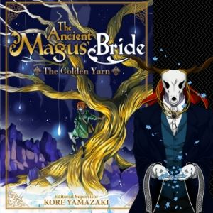 Teen Anime Ancient Magus Bride book cover