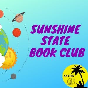 Sunshine State Book Club  with SSYRA logo
