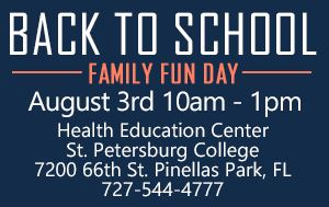 Back To School Family Fun Day Aug 3rd 10am