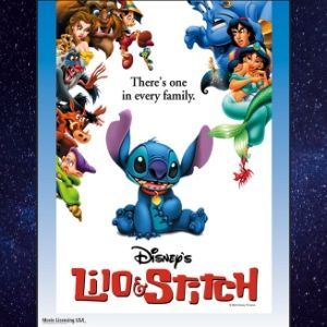 Disney's Lilo and Stitch There's one in every family