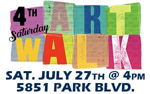 Pinellas Arts Village - Art Walk Saturday July 27th