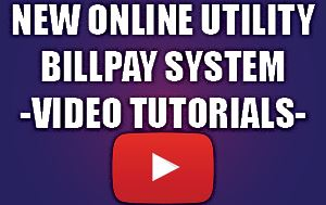 UTILITY BILLPAY VIDEOS