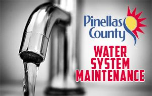 Water System Maintenance Effective September 23rd through October 12th 2019