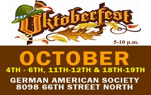Oktoberfest at the German American Society of Pinellas County