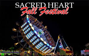 Sacred Heart Fall Festival October 16th-20th