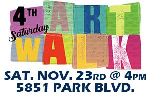 Pinellas Arts Village - Art Walk Saturday November 23rd