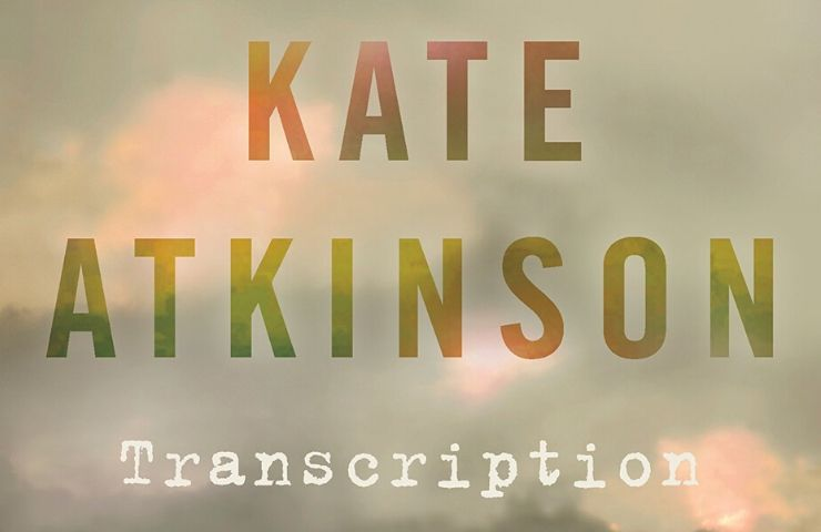 Book cover for Transcription by Kate Atkinson