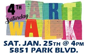 Pinellas Arts Village - Art Walk Saturday January 25th @ 4pm