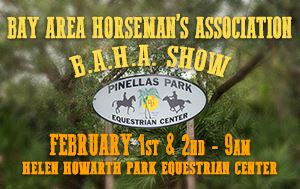 BAHA Equestrian Event @ Helen Howarth Park February 1st & 2nd @ 9am
