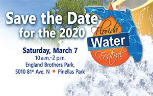 Florida Water Festival @ England Brothers Park Mar 7th @ 10am-2pm