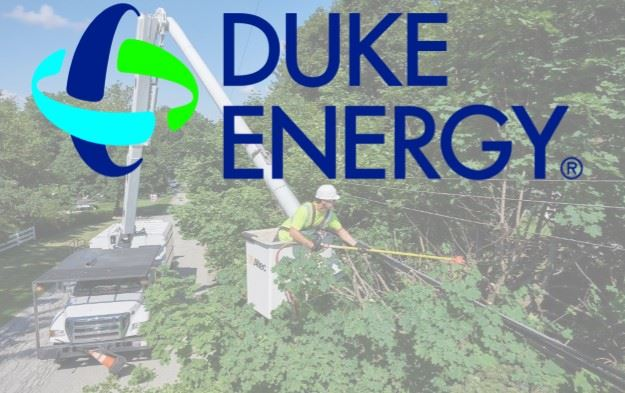 Duke Energy - tree removal from power lines