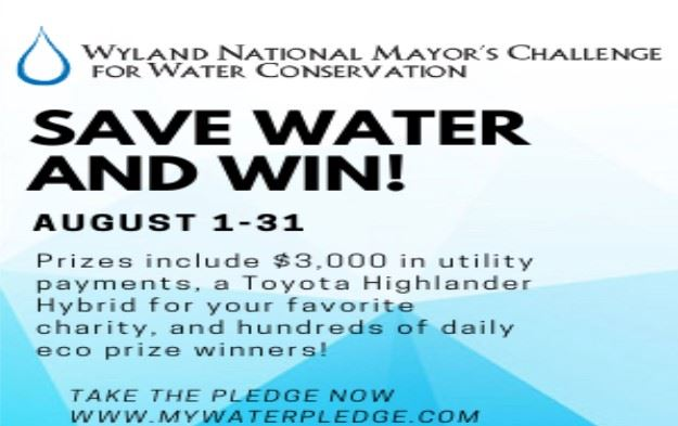 Mayors Chellenge for Water Conservation2