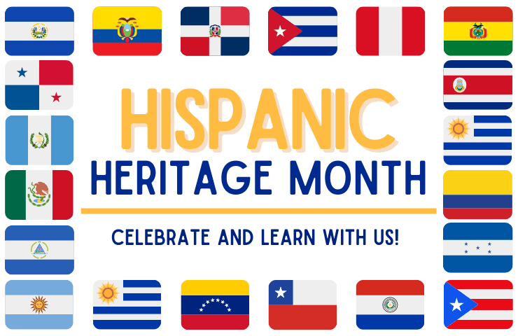 Newsflash Hispanic Heritage Month
