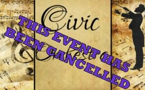 Civic Orchestra_Nov 1 CANCELLED
