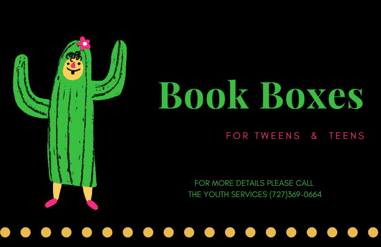 Book Boxes Teens Tweens Newsflash Image