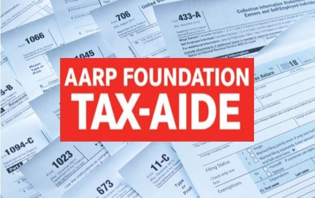 AARP Foundations Tax-Aid