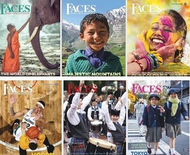 Faces Magazine Covers Opens in new window