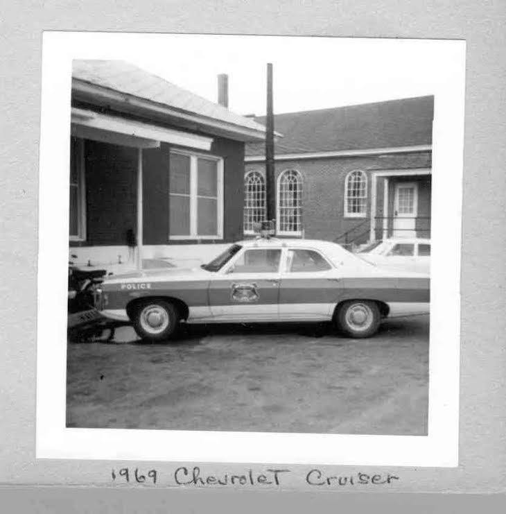 1969 Chevy Cruiser