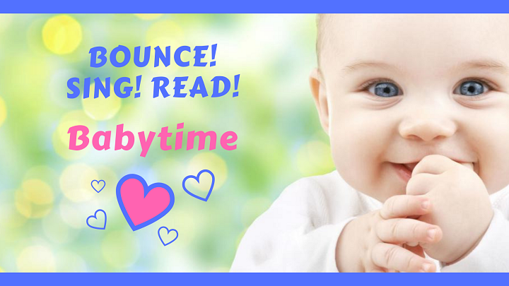 Bounce Sing Read  Babytime