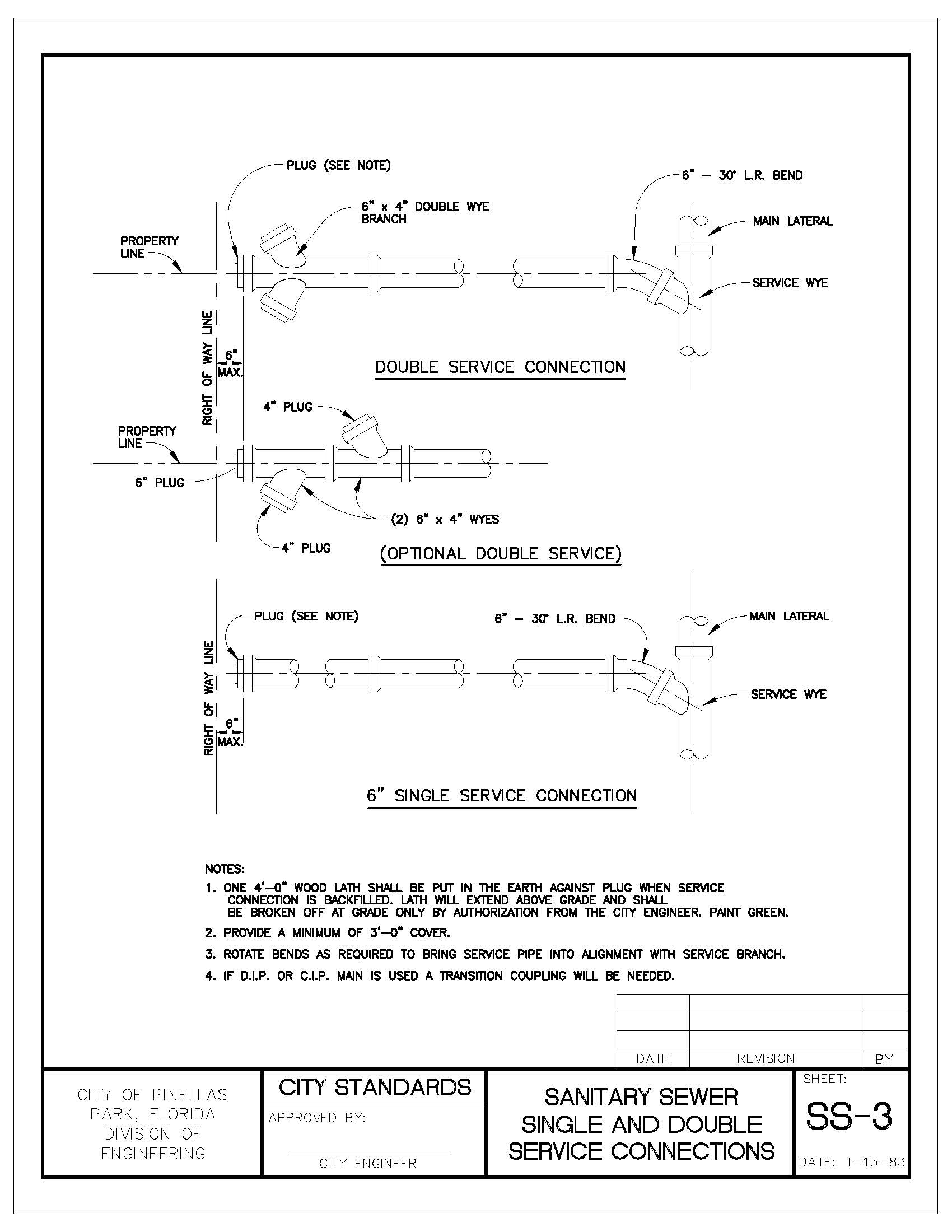 Engineering Manual v5_201908121127291138_Page_067 sanitary sewer single and double service connections