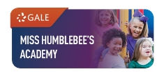 logo for gale miss humblebee's academy