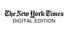 logo for new york times digital edition