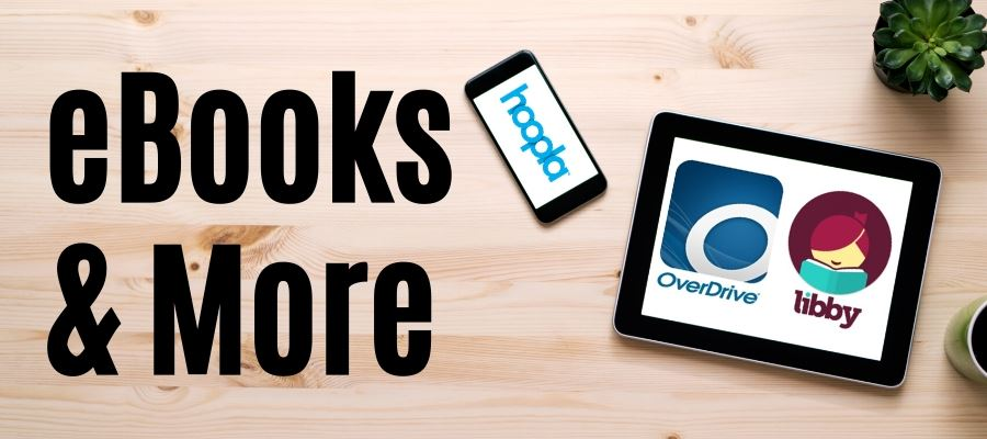 eBooks and More banner